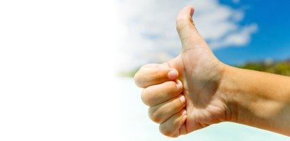 Hand numbness responds to upper cervical care